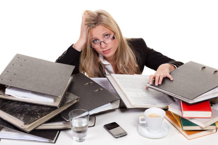 Yorgunluk Ve Stres (Akut)
