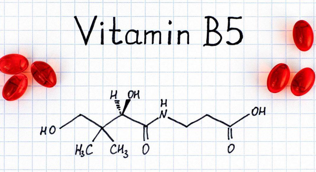 B5 Vitamini yeni