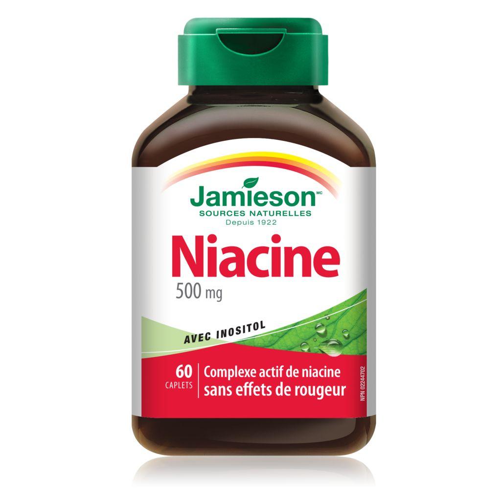 Niasin (B3 vitamini – Nikotinik Asit)