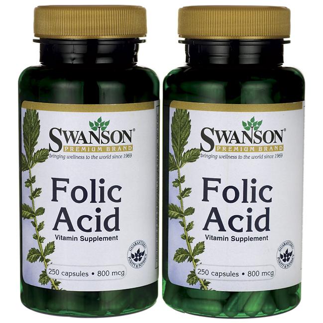Folic Acid (Folik Asit) Nedir ?