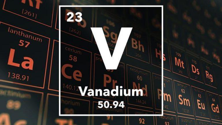 Vanadium (Vanadyum) Nedir ?