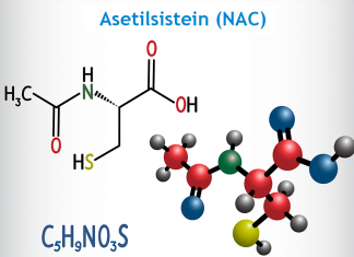 Asetilsistein (NAC)