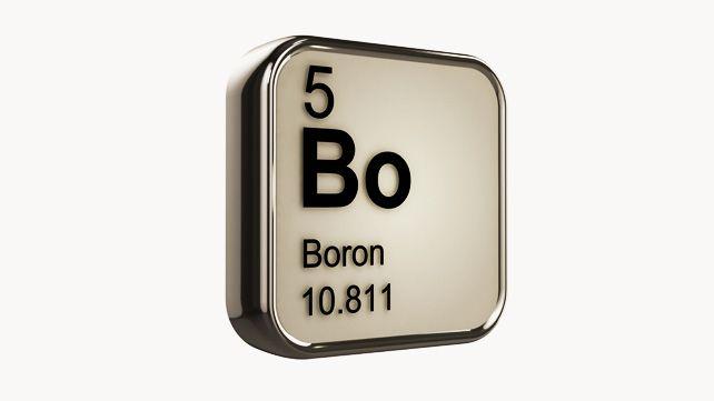 Boron ( Bor ) Nedir ?