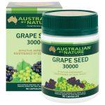 Üzüm Çekirdeği Ekstresi (Grape Seed Extract) Nedir ?