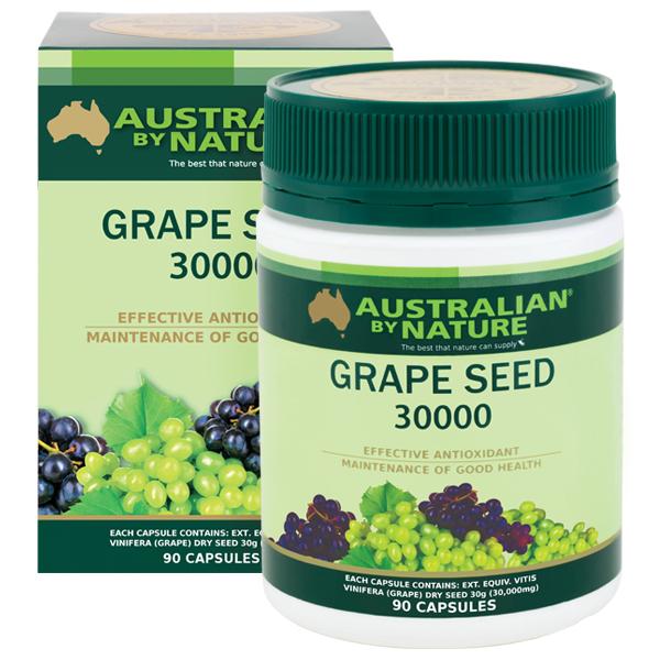 Grape Seed Extract (Üzüm Çekirdeği Ekstresi) Nedir ?