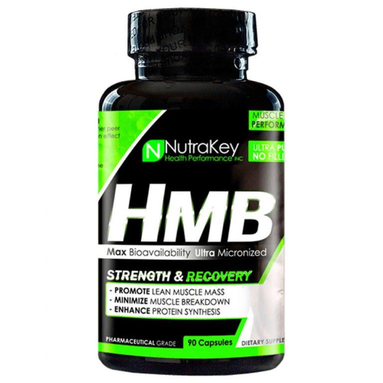 HMB ( Beta-Hidroksi Metil bütirat ) Nedir ?