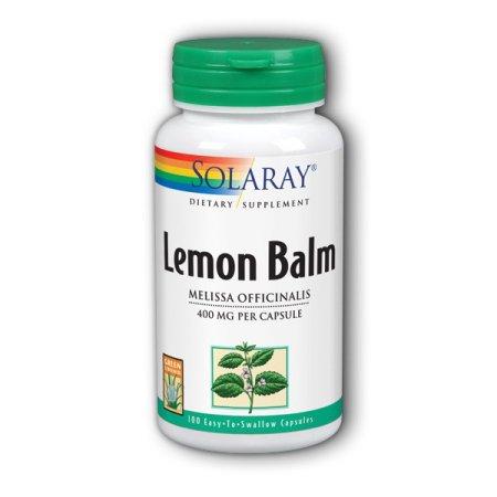 Lemon Balm (Limon Otu) Nedir ?