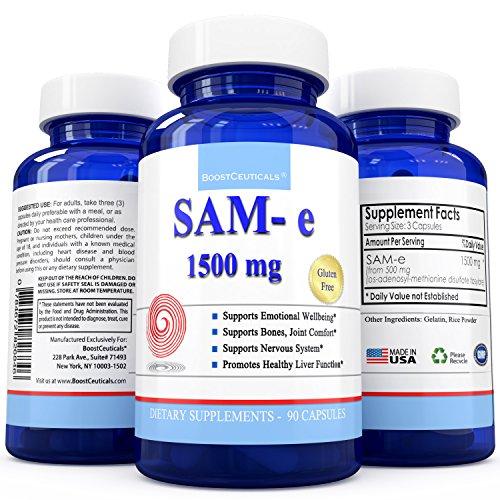 Same ( S-Adenosylmethionine ) Nedir ?