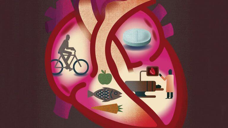 En İyi Kardiyovasküler Sağlık Ve Ömür Nasıl Sağlanabilir?