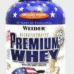 Weider Premium Whey Nedir: İnceleme (2300 gr)
