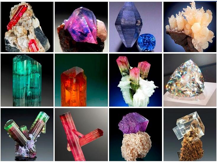 Mineraller Nedir: Çeşitleri Nelerdir ?