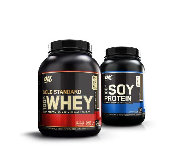 Whey Protein vs Soya Proteini : Kilo Vermede Hangisi Daha İyidir?